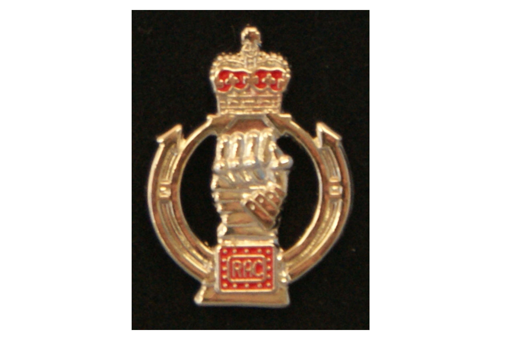 The Royal Armoured Corps